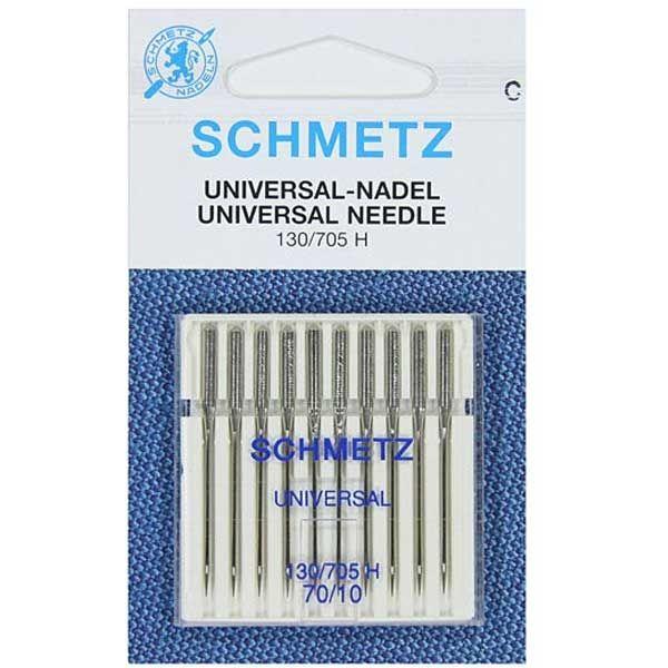 Schmetz Universal 130/705H 70er, 10er Packung