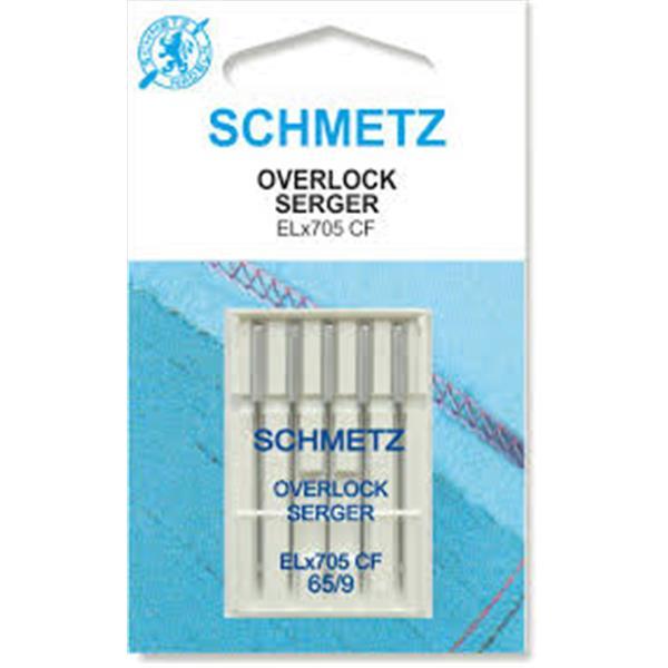 Schmetz Overlock ELX705 CF 65, 5er Packung