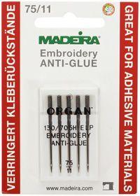 Madeira Sticknadeln Anti-Glue
