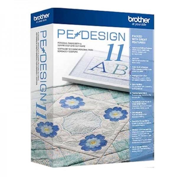 Brother PE-Design 11 Stickprogramm Sticksoftware Vollversion