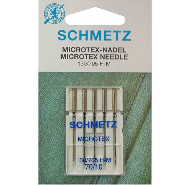 Schmetz Microtex 130/705 H-M, 5er Packung